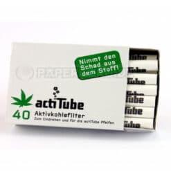 Cigaret filter