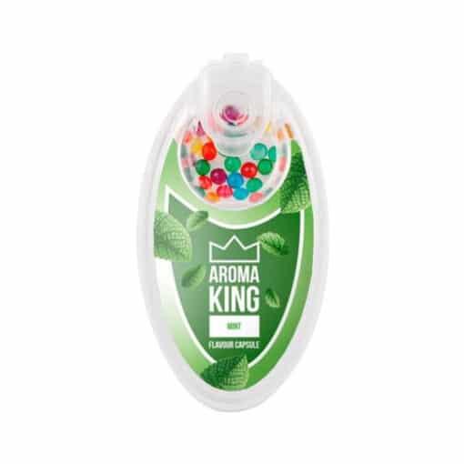 Aroma King Kapsel Mint 100 stk
